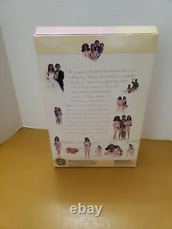 2002 Happy Family Barbie Midge and Baby Doll Black Pregnant Brand New MIB