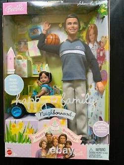 2003 Brand New Alan & RyanHappy Family Neighborhood Catalog Number B5753