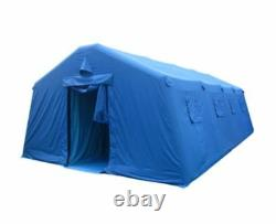 AIR TIGHT WATERPROOF Inflatable Family Camping Recreation Tent With Pump Brand NEW