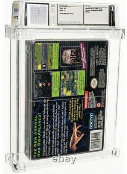 Addams Family Values Snes Super Nintendo Nes Brand New Wata 8.5 A VGA