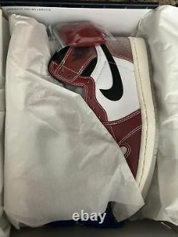 Air Jordan 1 Retro High Trophy Room Chicago BRAND NEW SIZE 8 Friends And Family