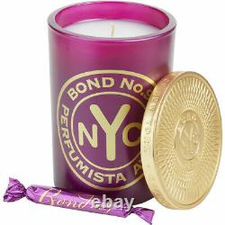 BOND No 9 PERFUMISTA AVENUE SCENTED CANDLE 6.4 Oz / 180 g BRAND NEW IN BOX