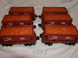 BRAND NEW Lionel 6-84779 Bessemer & Lake Erie Ore Car Set (Six Pack) 0-27 Gau