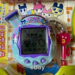 Bandai Tamagotchi Connection Brand New V5 Blue Mametchi Family Asia Exclusive