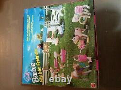Barbie Stable Friend Families Brand New In Box