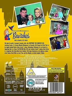 Bewitched Complete Series 1 2 3 4 5 6 7 & 8 + Film Brand New DVD Boxset