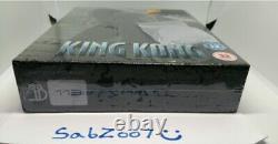 BluPack #002 KING KONG 4K UHD Steelbook EverythingBlu ultra rare OOP Brand new