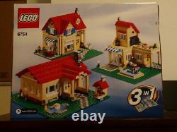 Brand New LEGO Creator Family Home 6754 US Seller