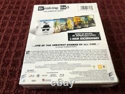 Breaking Bad Complete Series Blu Ray Brand New Sealed