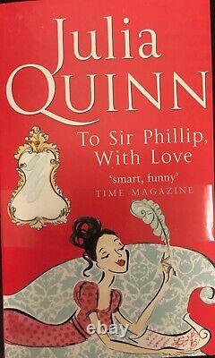 Bridgerton Family Book Series 5 Books Collection Set by Julia Quinn BRAND NEW