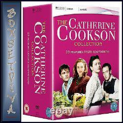 Catherine Cookson Collection 24 Discs Brand New DVD Box Set