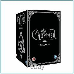 Charmed Complete Series Seasons 1 2 3 4 5 6 7 8 Brand New DVD Boxset