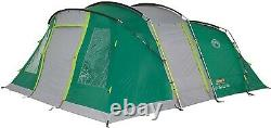 Coleman Oak Canyon 6 6-Person Family Tunnel Tent (BlackOut Bedrooms), Brand new