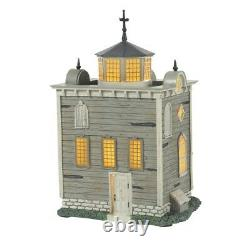 Dept 56 UNCLE FESTER'S HOUSE The Addams Family 6007277 BRAND NEW 2021 IN STOCK