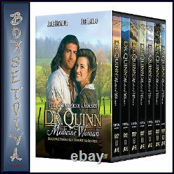 Dr Quinn Medicine Woman Complete Collection Series 1-6 Brand New DVD Boxset