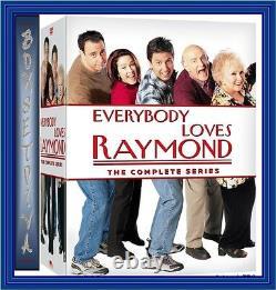 Everybody Loves Raymond Complete Hbo Series 1- 9 Brand New DVD R2 & R4