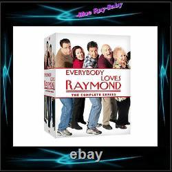 Everybody Loves Raymond Complete Seasons 1 2 3 4 5 6 7 8 9 Brand New Boxset