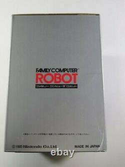 Family Computer Robot Famicom (fc) Hvc-012 (r. O. B.) Jpn Neuf Brand New