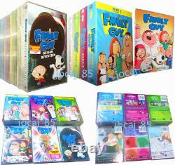 Family Guy Complete Series Collection Season 1-18 DVD US Seller Brand New & Seal