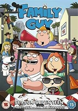 Family Guy Season 1-18 The Complete Series Collection Brand New UK Region 2 DVD