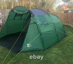 Family Tent Ullswater 4 person three dome Euro hike tent. Brand new unused