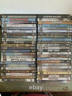 Feature Films For Families DVD Lot/47/Films/Brand NewithInspirational/Classics