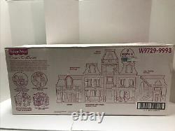 Fisher Price Loving Family Dream Dollhouse Mattel 2012 Brand New