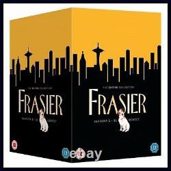 Frasier Complete Series 1 2 3 4 5 6 7 8 9 10 & 11 Brand New DVD Boxset