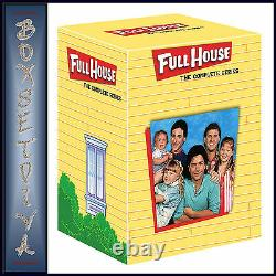 Full House The Complete Series Collection Brand New DVD Boxset