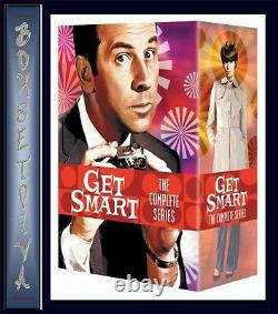 Get Smart- Complete Hbo Series Brand New & Sealed DVD Boxset