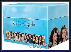 Gilmore Girls Complete Series 1 2 3 4 5 6 & 7 Brand New 42 DVD Boxset