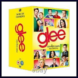 Glee Complete Series Seasons 1 2 3 4 5 & 6 Brand New DVD Boxset