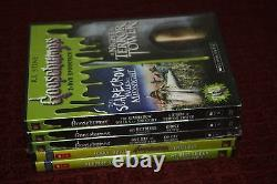 Goosebumps Complete Double Pack Collection Brand New Sealed