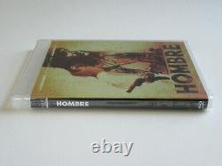 HOMBRE (Blu-Ray) TWILIGHT TIME Limited Edition VERY RARE OOP BRAND NEW SEALED