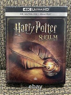 Harry Potter Collection (4K UHD Blu-ray Disc, 2017, 16-Disc Set) Brand New NIB