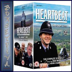 Heartbeat The Complete Series 1 2 3 4 5 6 & 7- Rowan Years Brand New DVD