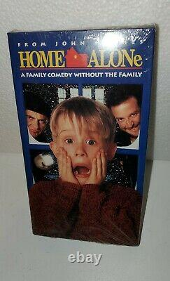 Home Alone VHS (1990) Brand New Factory Sealed! 20th Century FOX! NO STICKERS