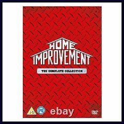 Home Improvement Complete Seasons 1 2 3 4 5 6 7 & 8 Brand New DVD Boxset