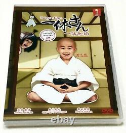 Ikkyu-san (VOL. 1 297 End + Live Movie) All Region Brand New & Factory Seal