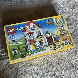LEGO CREATOR 31069 Family Villa 3 in 1 Modular Brand New SEALED
