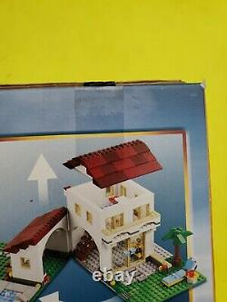 LEGO Creator 3-in-1 Family House set # 31012 with Light brick Brand New