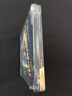 LasT AcTioN HeRO 4K+blu ray+d/c sTeeLBooK LOOSE DiSC BRaND NeW
