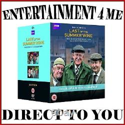 Last Of The Summer Wine The Complete Collection Series 1 32 Brand New DVD