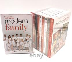 MODERN FAMILY Seasons 1-11 DVD Complete Series Collection BRAND NEW