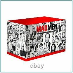 Mad Men Complete Series Seasons 1 2 3 4 5 6 7 Brand New DVD Boxset