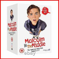 Malcolm In The Middle Complete Collection Seasons 1 7 Brand New Boxset