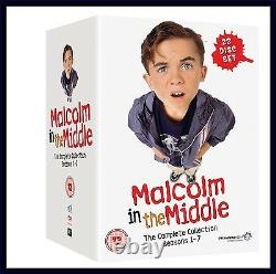 Malcolm In The Middle Complete Collection Seasons 1 -7 Brand New DVD