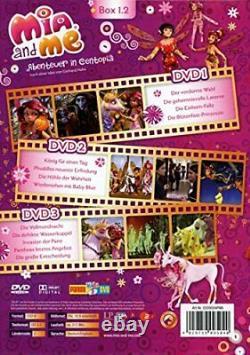 Mia And Me Season 1.2 Animated Children BRAND NEW SEALED REGION 2 TV 3 DVD Box