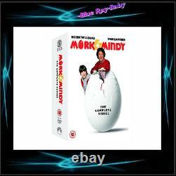 Mork And Mindy Complete Series Seasons 1 2 3 4 Brand New Boxset