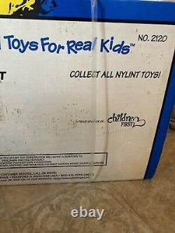 NYLINT Toys E-Z-Go Family Golf Set #2120 Brand new In Original Box RARE